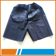 Disposable Blue Non Woven Surgical Pant For Examination