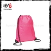 Exported shopping nonwoven drawstring bag, book bags with logo, drawstring cute backpack bags