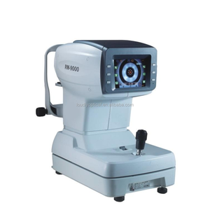 Medical auto refractometer with keratometer optical instrument and uses with high market share