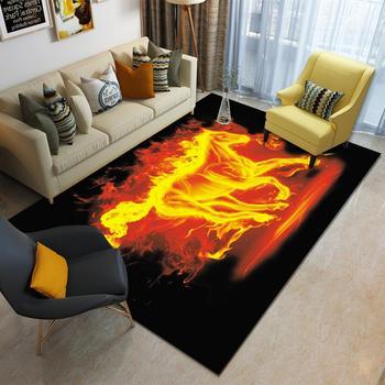 Warehouse Home Living Room Printing