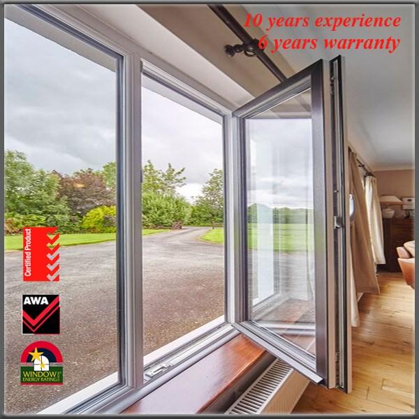 Inswing Casement Windows Customize Upvc Doors And Windows