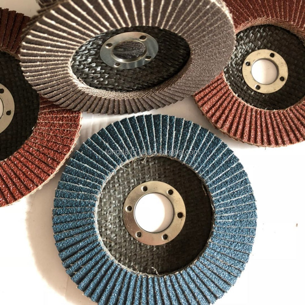 100mm Zirconia Flap Disc/Flap Disc Manufacturers/abrasive grinding wheel