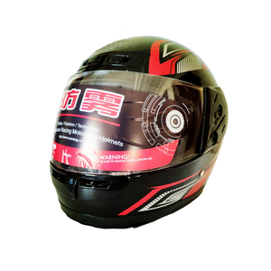 The newest custom predator chinese decals motorcycle helmet