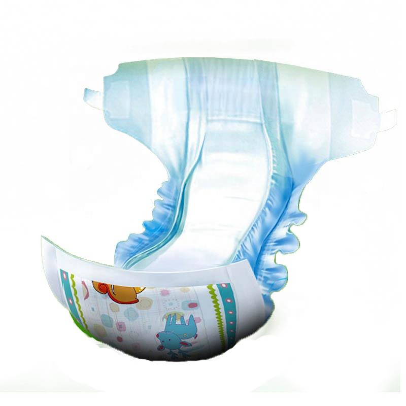 Super Absorberende Hot Verkoop Gratis Sample 100% Volledige Test Papier Baby Luier Leverancier in China