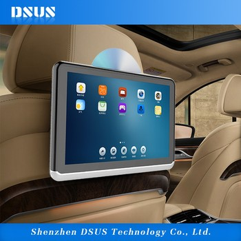 dsus 10 inch android headrest dvd player for home for kids
