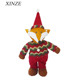 Christmas plush toy stuffed fox moving animated musical toys