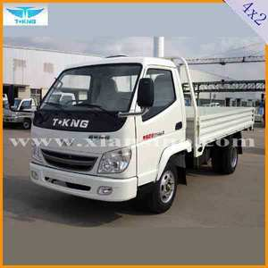 Light Truck Series 4x2 Drive 2 Ton Cargo Truck For Sale