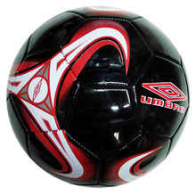 top quality durable PVC Soccer ball Foot ball Custom logo and  pattern cheap Wholesale promotion game football soccer ball