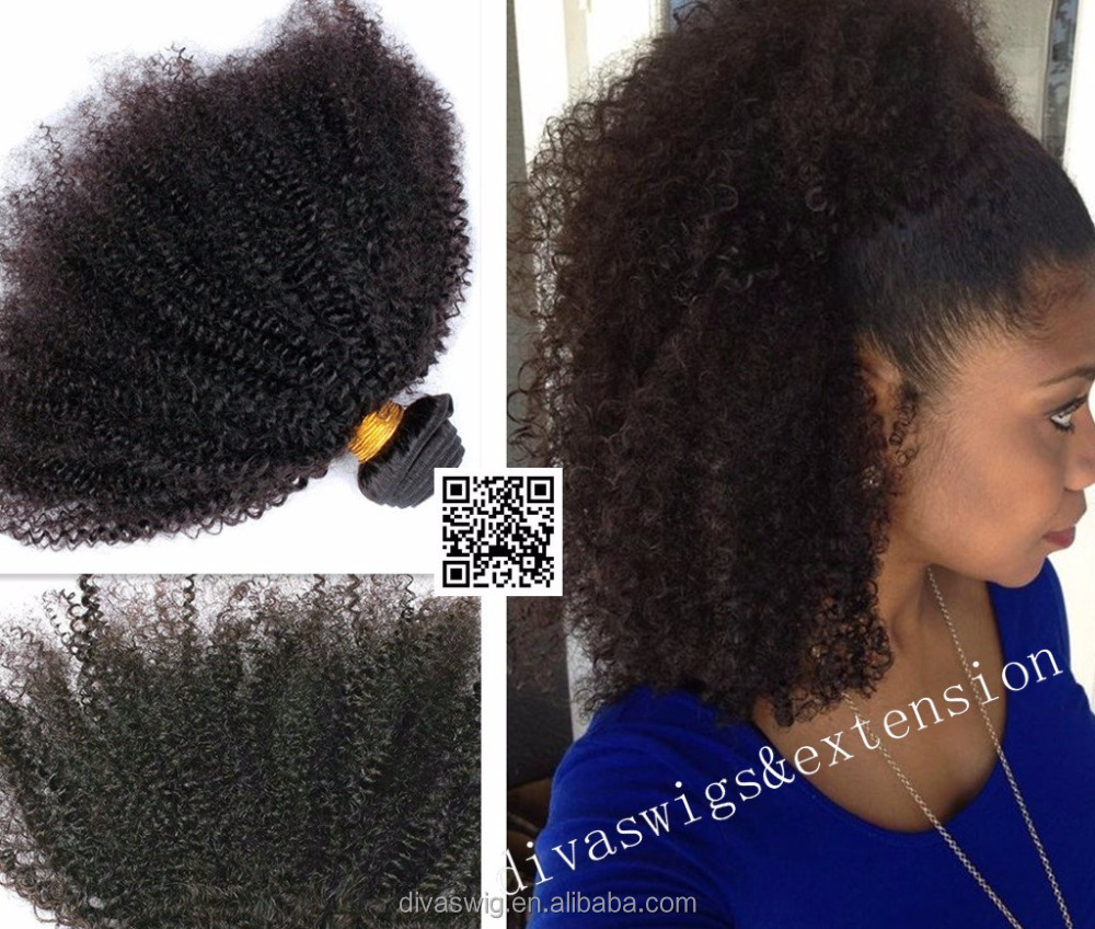 Peruvian virgin <strong>hair</strong> 4c afro kinky curly human <strong>hair</strong> clip in extensions 140g