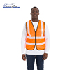 reflective work clothes road safety traffic vest