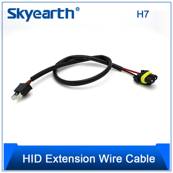 H7 Led Light Xenon Hid Headlight Fog Drl No Error Resistor Wiring Harness H Headlight Wiring Harness on