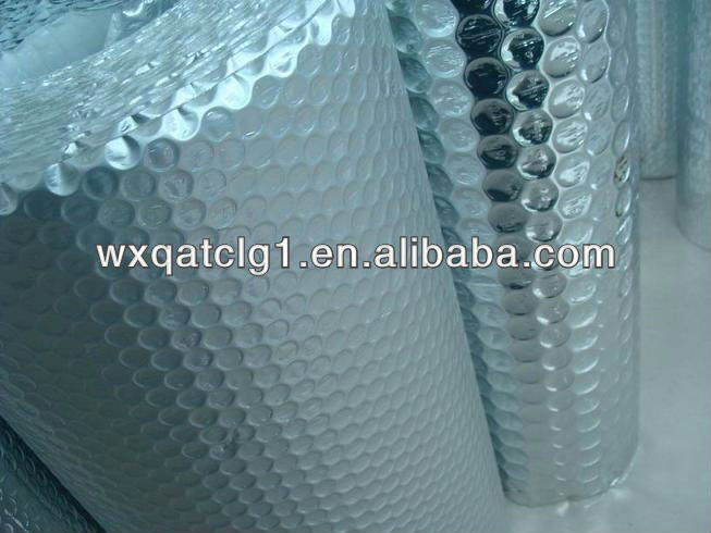 Environmental Roof or Ceiling Insulation with Aluminized Foil and PE Bubble