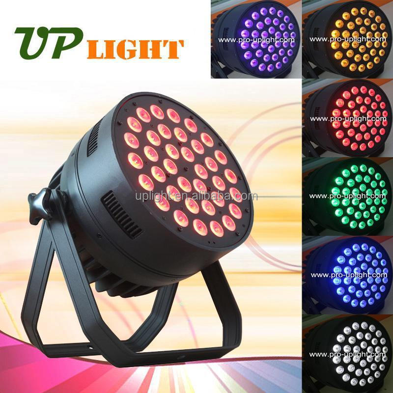 Hot new products for 2015 6in1 rgbwa uv 36x12w zoom led mini par