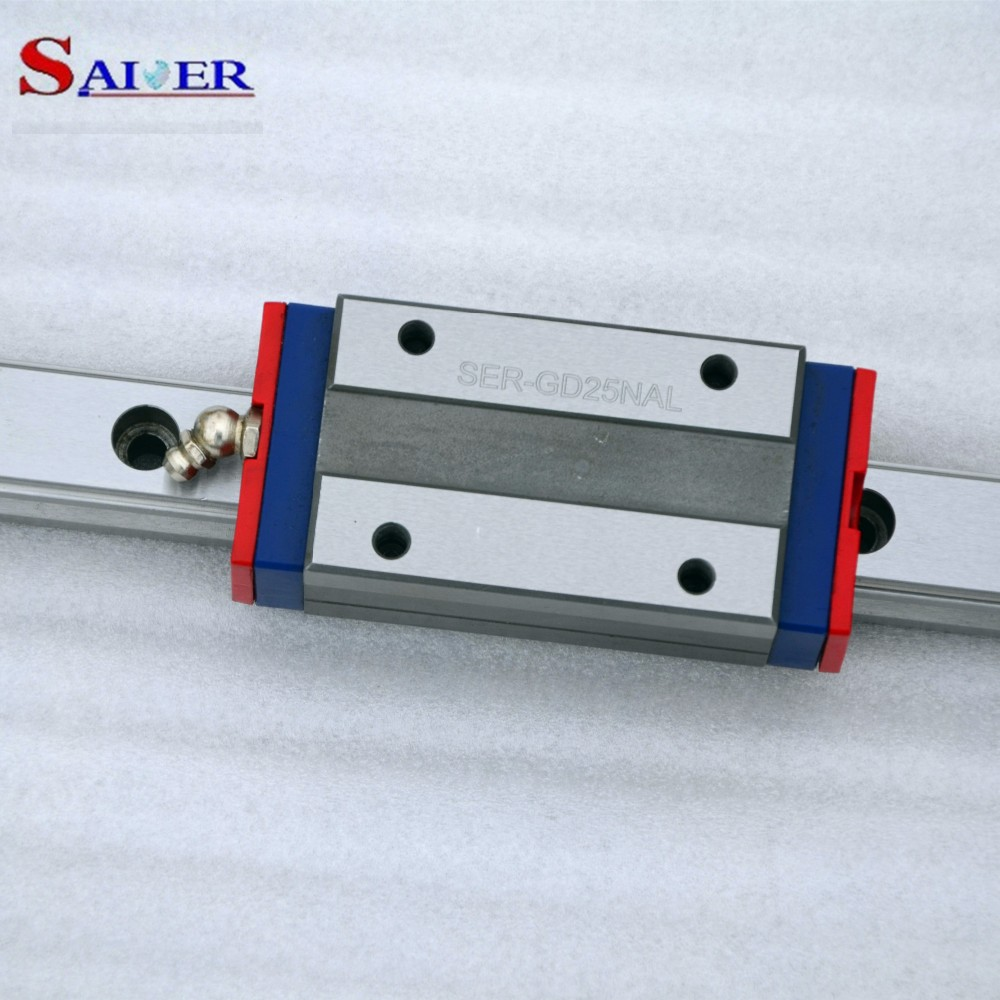 TBI Linear Motion Linear Guides For Common Rail