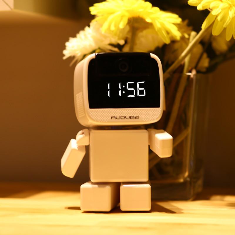 Indoor Robot IP Camera HD WIFI 720P 1.3MP CMOS Wireless CCTV Security Cam Remote Home Monitoring P2P IR Night Vision Audio Baby