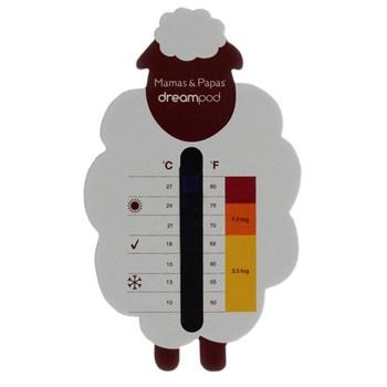 Paper Indoor Liquid Crystal Digital Magnet Room Thermometer - Buy ...
