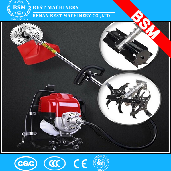 Kenya low price portable mini garden weeder machine farm cultivator/Orchard tillage soil machine