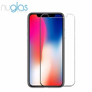 High quality 0.3mm tempered glass mobile phone tempered glass screen protector for iphone X free sample