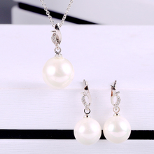 2018 costume jewelry freshwater pearl pendant necklace