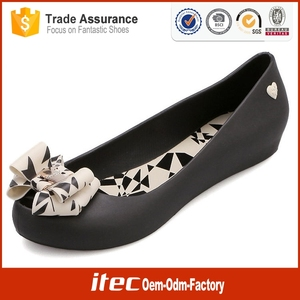 JS3006 fancy women's pvc jelly shoes for south africa