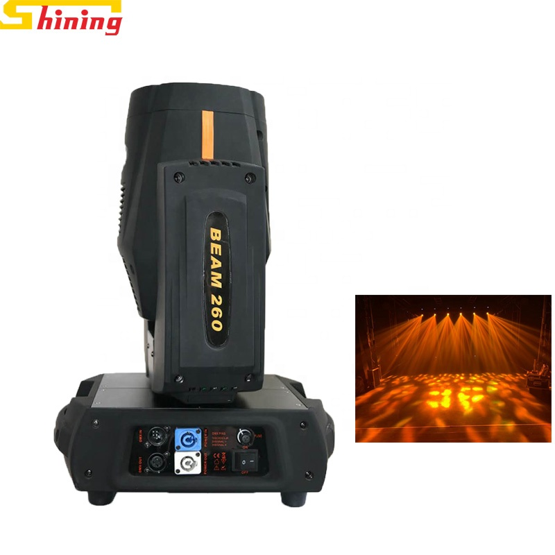 Super power 260W sharpy 9r beam moving head disco light