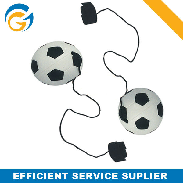 Thailand Energy Football Style Keychain Pu Ball