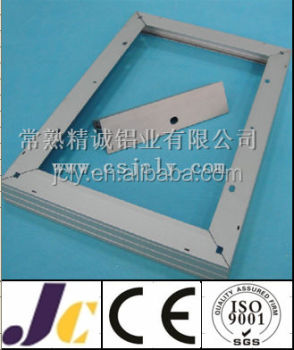 Various specification aluminum extrusion solar panel frame profile