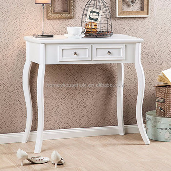 Marvelous White Finish Curved Legs Accent Console Sofa Table With Two Drawer Buy Accent Console Table Console Tables With Storage Wood Curved Console Table Bralicious Painted Fabric Chair Ideas Braliciousco