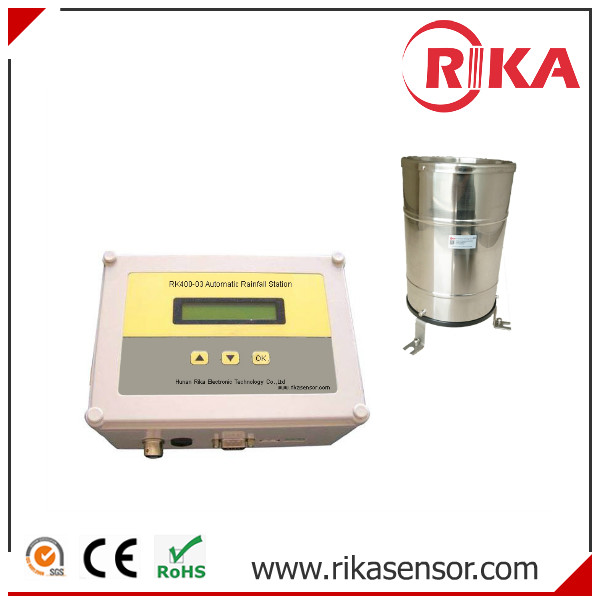 RK400-03 Professional Rain Gauge with Data Logger