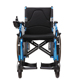 TG Tools manufacturer lightweight folding wheelchair with bedpan
