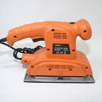 AJ14 speed change 6000-12000r orbit sander portable machine for furniture factory