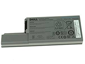 DF192 - Dell Original Latitude D830 D820D531 / Precision M4300 M65 9-cell Laptop Battery 85Wh - DF192