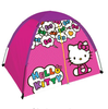 "Hello Kitty Youth 2 Pole Dome Tent with Zip ""T"" Doors, 4 x 3-Feet x 36-Inch, Pink"