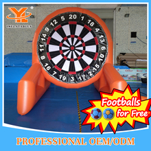Inflatable Foot Darts Games for Archery Game, Archery Tag Dart Board Game