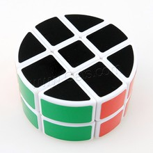 High quality 5.7cm dayan Magic cubes 3X3X3 zhanchi cube with tutorial