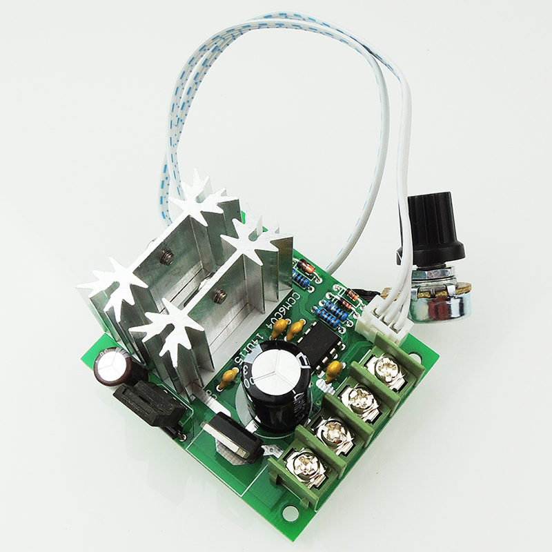 PWM 12 volt dc motor speed controller motor speed control