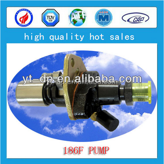 diesel fuel injection pump 186F