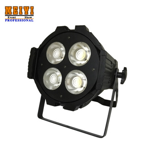NEW LAUNCH!high brightness 4pcs 50w led par warm white and cool white for wash effect
