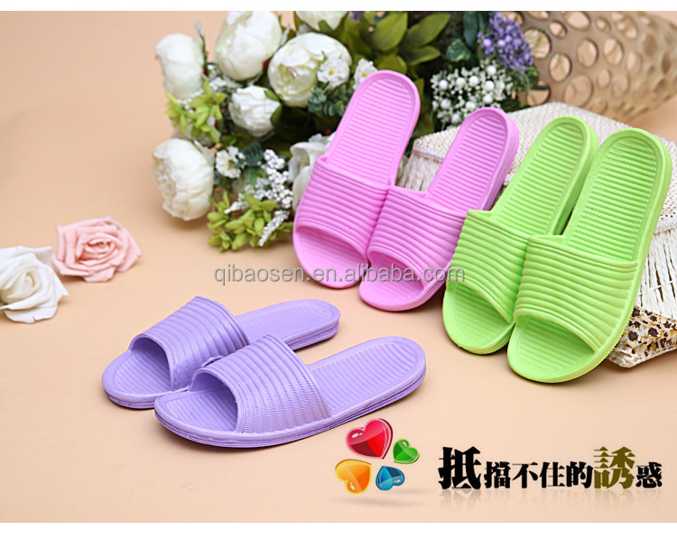 EVA slippers cheap price /factory supply anti slip summer shoes