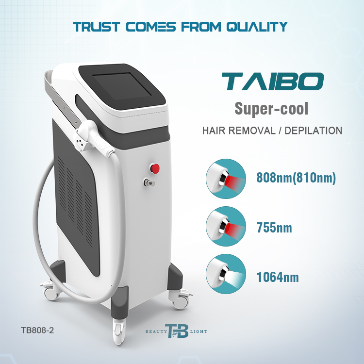 Best price 808nm diode laser fast hair removal 808 hair removal machine
