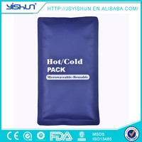 hot gel reusable medic use hot cold pack,microwave ankle beads hot cold pack ,hot cold pack aqua pearl promotional