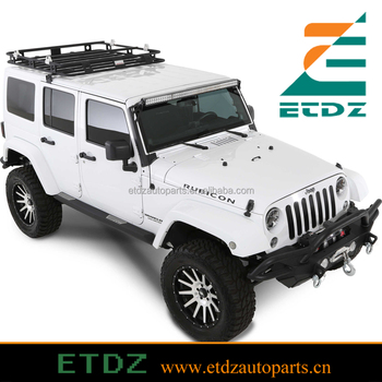 shipping tj gen unlimited extremeterrain roof racks jeep free parts transpprod wrangler rack yj