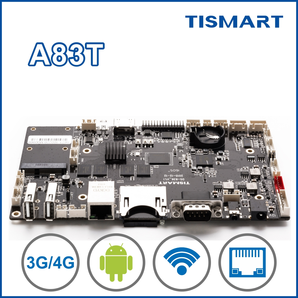 High quality led screen car advertising android motherboard embedded board,  View embedded board, TISMART Product Details from Shenzhen Smart Device