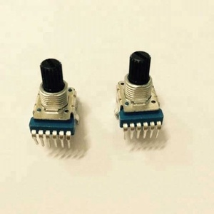 Single row six foot potentiometer B50K B503 potentiometer power amplifier sound meter volume accessories