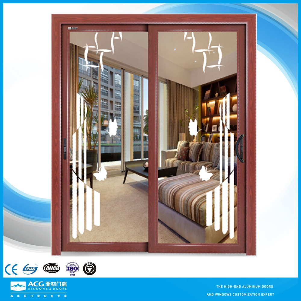 Acg Brand Rice Paper Sliding Door/bamboo Sliding Door/install Interior Sliding  Door   Buy Install Interior Sliding Door,Bamboo Sliding Door,Rice Paper ...