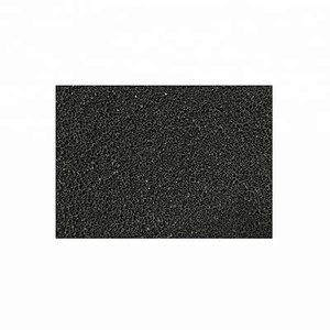 activated carbon polyurethane filter foam for fume