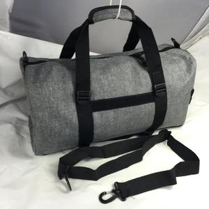 Custom Design Heavy Duty Nylon Waterproof Round Men Travel Duffel Bag