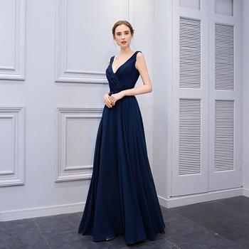 Azul Noche Elegante De Las Mujeres Vestido Para Madre De La Novia Buy Vestido Para La Madre Del Noviovestido Elegante De La Madre De La