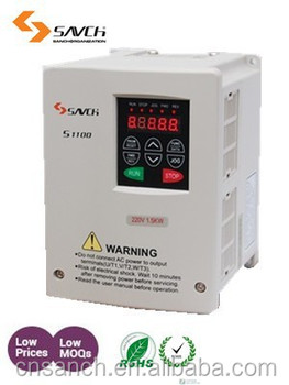 (distributor required)SANCH general purpose 2.2kw 220v 380v ac 3 phase input 3 phase output inverter