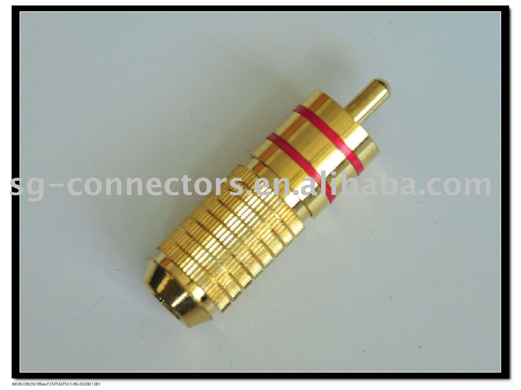 Rca Plug To Speaker Wire/rca Plug - Buy Rca Plug To Speaker Wire ...